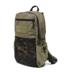NEW London Bridge Trading LBT-8005A Day Pack (14L) Ranger Green  Multicam Black