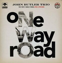 John Butler - One Way Road - John Butler CD QUVG The Fast Free Shipping