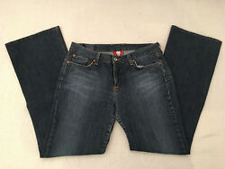 LUCKY BRAND Style 81LQD40 Women's Blue Sweet N Low Denim Jeans Size 1030 GUC