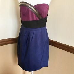 Nordstrom Cocktail Dress with Beading Detail Womens Size 8 $19.00
