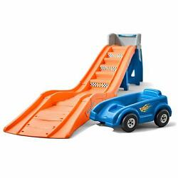 Hot Wheels Extreme Thrill Coaster Ride On Kids Outdoor Car Playground