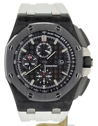 Audemars Piguet Royal Oak Offshore 26400au.oo.a002ca.01 Carbon  Ceramic