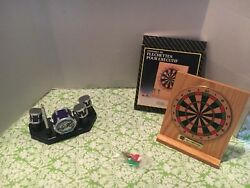 Executive Desk Top Dart Game And Finger Drums $29.99