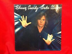 UNDER WRAPS Shaun Cassidy Warner Bros. Curb BSK 3222 33rpm LP[ed]