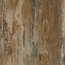 Rustic Wood Grain Contact Paper Countertop Decorative Vinyl Self Adhesive Film $18.99