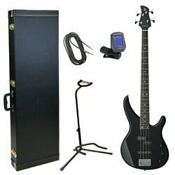 Yamaha TRBX174 4-String Bass Guitar Pack - Select Your Color