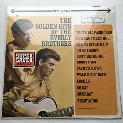 The Golden Hits Of The Everly Brothers Warner WS 1471 RARE MINT LP SEALED HYPE $16.99
