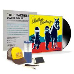 Avett Brothers True Sadness Deluxe Vinyl Box Set Signed Autographed Bundle NEW