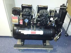 MDS Matrx AMD-100-2 Oil-less Air Compressor 1-4 User Used