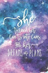 She Turned Her Can'ts into Cans & Her Dreams Into Plan... by Studios Sugar Baby
