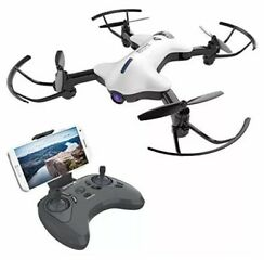 ATOYX AT-146 FPV Foldable RC Drone, Optical Flow Position 720P Wide Angle HD ... $41.99