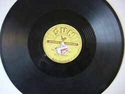 SUN ELVIS PRESLEY- I'M LEFT YOUR RIGHTSHE'S GONE & BABY LET's PLAY HOUSE #217