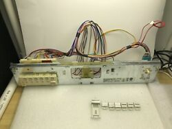 Bosch Dishwasher Control Unit Part 705266 and Extras From Model SHE43P02UC