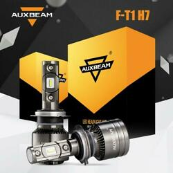 Auxbeam H7 70W LED Headlight Canbus Bulbs  6500K 8000LM Head Light Kit
