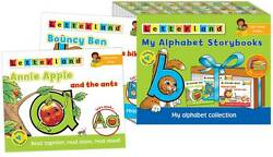 My Alphabet Storybooks by Holt LisaWendon Lyn (Paperback book 2013)