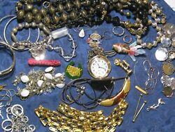 j 8  antique and vintage jewelry lot fine  20+++  items wearable