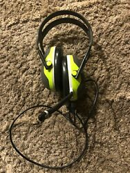 3M peltor earmuffs with wireless communication accessory $65.00