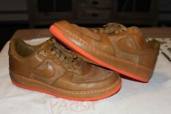 Nike Air Force Low 2006 Inside Out Mango Laser $55.00