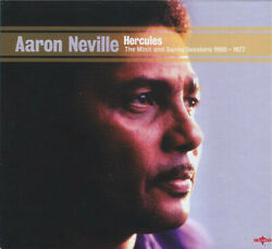 Aaron Neville ‎– Hercules - The Minit & Sansu Sessions 1960-1977 2xcd deluxe $9.20