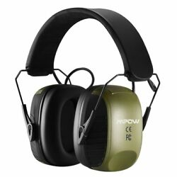 Mpow Electronic Shooting Earmuffs Sound Amplification Active Noise Reduction