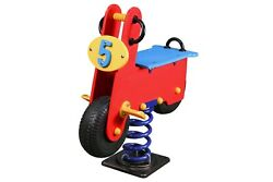 FlooringInc Spring Riders Playground Equipment  Animal Spring  Super Scooter