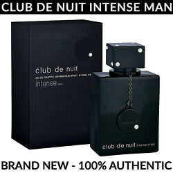 Armaf Club De Nuit Intense Man EDT 3.6 oz  105mL - BRAND NEW SEALED - FAST SHIP