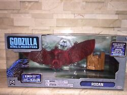 GODZILLA RODAN WITH OSPREY HELICOPTER AND DESTRUCTABLE CITY $34.99
