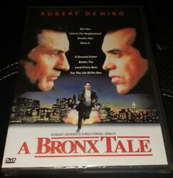 A Bronx Tale (DVD WIDE SCREEN)  BRAND NEW NEVER OPENED SEALED
