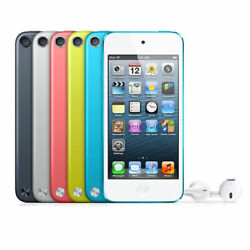 Apple iPod Touch 5th Generation 16 32 64 GB $109.99