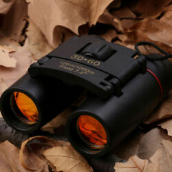 Mini Day Night Vision Binoculars 30x60Zoom Outdoor Travel Hunt Folding Telescope $12.59