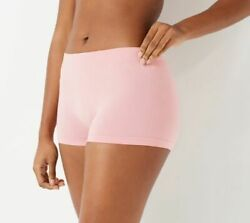 BREEZIES Seamless Cotton BOYSHORT Panties A346550 $8.99