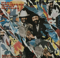 Hank Crawford  Jimmy McGriff  - Soul Survivors  - New Factory Sealed CD
