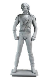 MICHAEL JACKSON HISTORY TEASER STATUE 135 METER STAND