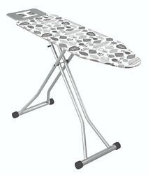 High Quality 47 Inches  Large  Steel Ironing Board With Iron RestMade In Turkey