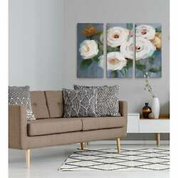 Magical Bouquet-A Premium Multi Piece Art available in 3 sizes