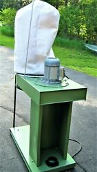 ROBLAND WOOD SHOP DUST COLLECTOR