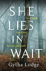She Lies in Wait by Lodge Gytha Book The Fast Free Shipping