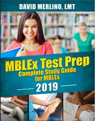 MBLEx Test Prep - Complete Study Guide for MBLEx 2019 New Free Ship