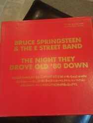 Bruce Springsteen And The E-street Band The Night They Drove Old 80 Down..