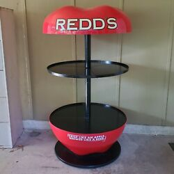 Redd's Apple Ale Promotional Retail Display Shelf for Man Cave or She Shed