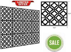 12 Hanging Room Divider Decorative Screen Panels Made Of Pvc For Living Bedroom $59.63