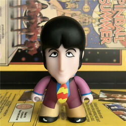 3'' Titans Yellow Submarine The Beatles Paul McCartney Vinyl Figures