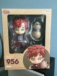 Authentic Good Smile Nendoroid Gaara 956 Open Boxed