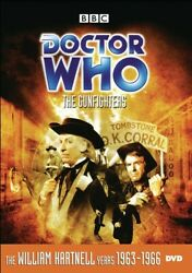 Doctor Who: The Gunfighters [New DVD] Full Frame Subtitled Amaray Ca $19.39