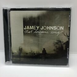 Jamey Johnson That Lonesome Song CD with In Color & High Cost Of Living Country