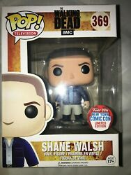 Funko Pop The Walking Dead 2016 NYCC Exclusive Shane Walsh