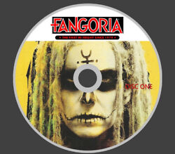 FANGORIA complete collection On DVD-ROM Free Shipping cbz format 346+ issues