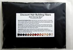 100g Keratin Hair Fibers - Thinning Hair Loss Concealer - 100g Refill – Quality!