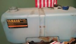 Clean Used PORTABLE 18 LITER Yamaha Outboard Oil Tank $79.99