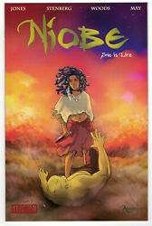 Niobe : She is Life - #1 - 1st Print - Stranger Comics